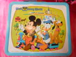 Lunchbox - Walt Disney World Metal...