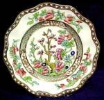 Coalport Indian Tree Salad Plate