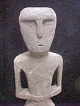 Wooden Timor Ancestor Figure