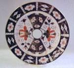 Royal Crown Derby Traditional Imari Salad Plate
