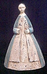 American Doll Figure In Period Dress