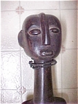 Ancestor Figure From Tanzania