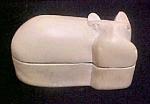 Hippopotamus Box - Kissi Stone - Kenya