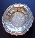 Silverplate Dish, Avon