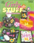 Girly Stuff In Plastic Canvas By Carol Wilson Mansfield