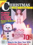 Christmas In Plastic Canvas Magazine 1992