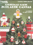 Christmas Magic In Plastic Canvas - Dick Martin