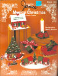 A Musical Christmas, Plastic Canvas Patterns