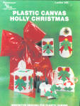 Plastic Canvas Holly Christmas Patterns