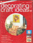Decorating And Craft Ideas - March 1974