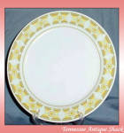 Noritake Sunglow Dinner Plate