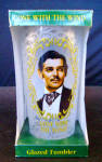 Gone With The Wind Rhett Butler Glazed Tumbler