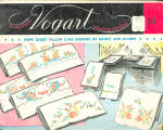 Vogart Vintage Hope Chest Pillow Case Iron On Transfers