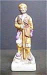 Bisque Porcelain Western Mountain Man