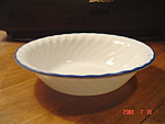 Corelle Blue Velvet Soup/cereal Bowl