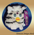 Furby Buddy 1999 Plush Stuffed Animal