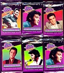 1992 Elvis Collection Trading Cards, Mip