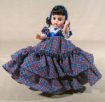 Mdme Alexander Gwtw Series Careen Doll Mib