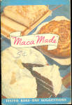 Maca Made, Yeast Company Bread Recipe Book, 1939