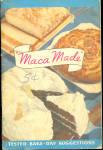 Maca Made, Yeast Company Bread Recipe Book, 1939