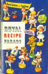 1942 Royal Gelatin Spiral Bound Cookbook