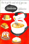 Sunbeam Mixmaster Deluxe Cookbook