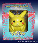 Pikachu Pokemon Ornament