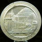 1873 International Exhibition Of Fine Arts Etc Prize Medal.