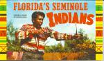 Florida S Seminole Indians Souvenir Folder