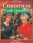 Aleene's Christmas Craft Quickies By Heidi Borchers