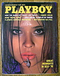 Vintage Playboy-february 1977-star Stowe