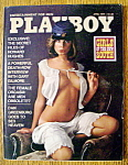 Playboy Magazine-april 1977-lisa Sohm
