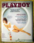 Playboy Magazine-october 1977-kristine Winder