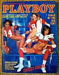 Vintage Playboy-september 1977-debra Jo Fondren
