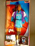 Nba Ethnic Barbie Charlotte Hornets