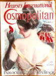 Vintage Cosmopolitan Magazine 11/1925 Harrison Fisher Cover