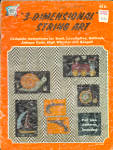 3 Dimensional String Art Instruction Pattern Book