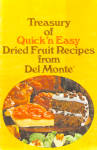 Treasure Of Quick And Easy Dried Fruit Recipes