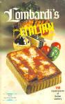 1954 Lomardi's Italian Cookbook