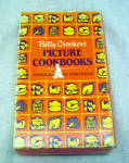 Betty Crocker Set Of 8 Paperback Picture Cookbooks