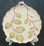 The Haldon Group Leaf Plate