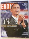 Ebony Magazine March 2008 Barack Obama
