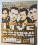 Rolling Stone Magazine January 25, 1996 Readers Poll