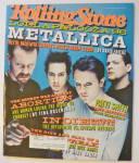 Rolling Stone Magazine June 27, 1996 Metallica
