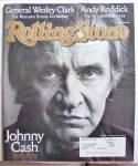 Rolling Stone Magazine October 16, 2003 Johnny Cash