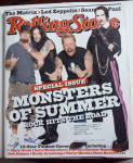 Rolling Stone Magazine June 12, 2003 Monsters Of Summer