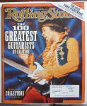 Rolling Stone Magazine September 18, 2003 Guitarists