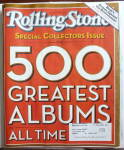 Rolling Stone Magazine December 11, 2003 Great Albums