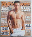 Rolling Stone Magazine January 23, 2003 J. Timberlake