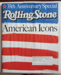Rolling Stone Magazine May 15, 2003 25th Anniversary